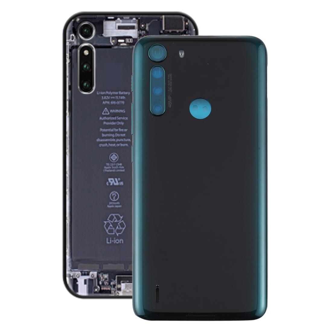 Motorola bir füzyon için pil arka kapak