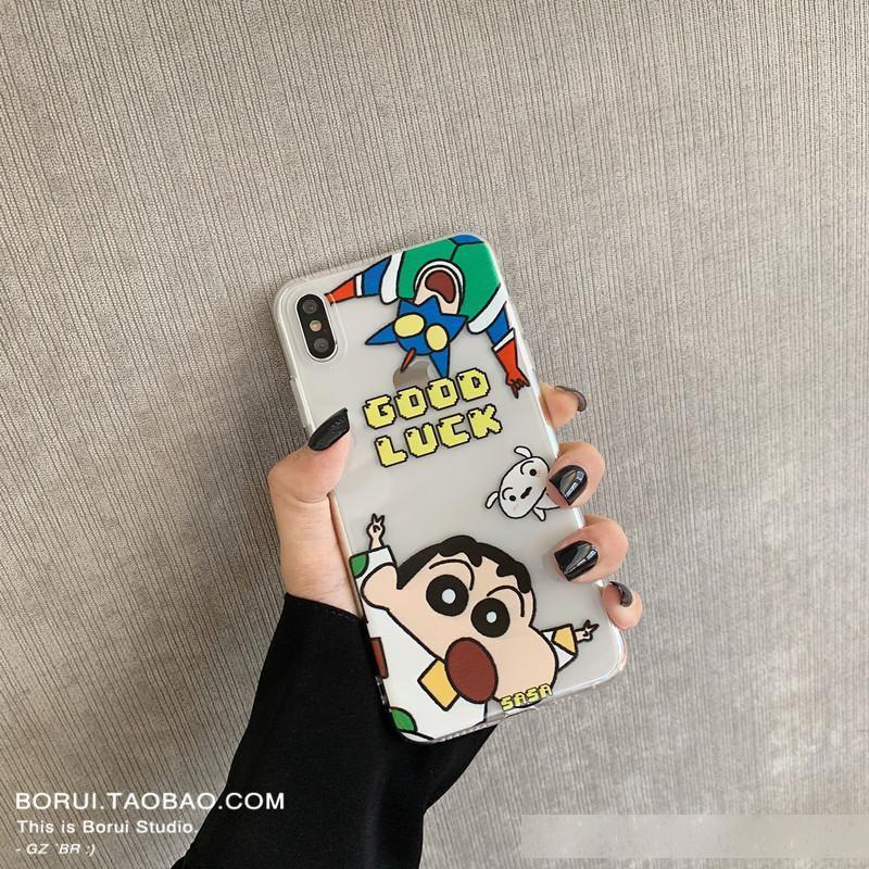 Song Yanfei Star Geeignet für Apple 11Pro XS Max / XR Phone Case Transparent Weichen Iphone8plus 7/6 weiblich Inspired