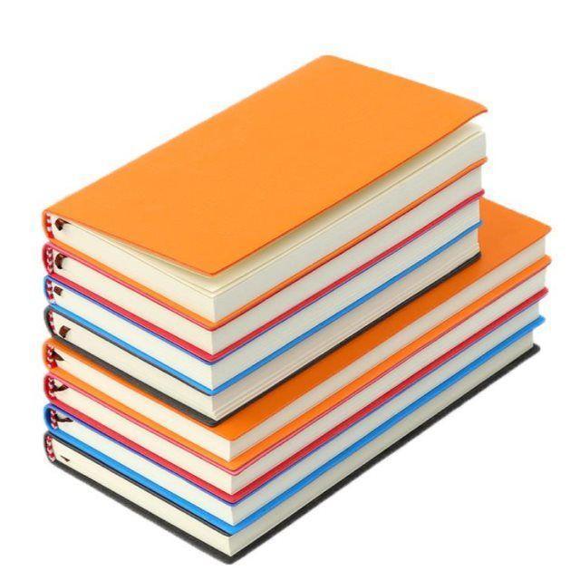 المفكرة A6 A7 مذكرات جيب مخطط البسيطة دفتر 192 صفحات مكتب السفر القرطاسية مدرسة المفكرة تخصيص شعار C5 D20