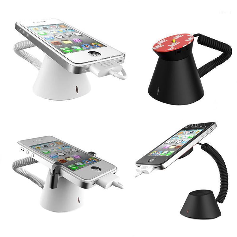Alarmsysteme 10 stücke Großhandel Ladung Handy Sicherheitsständer Smart Display Holder Secure Burglar System Retail Shop1