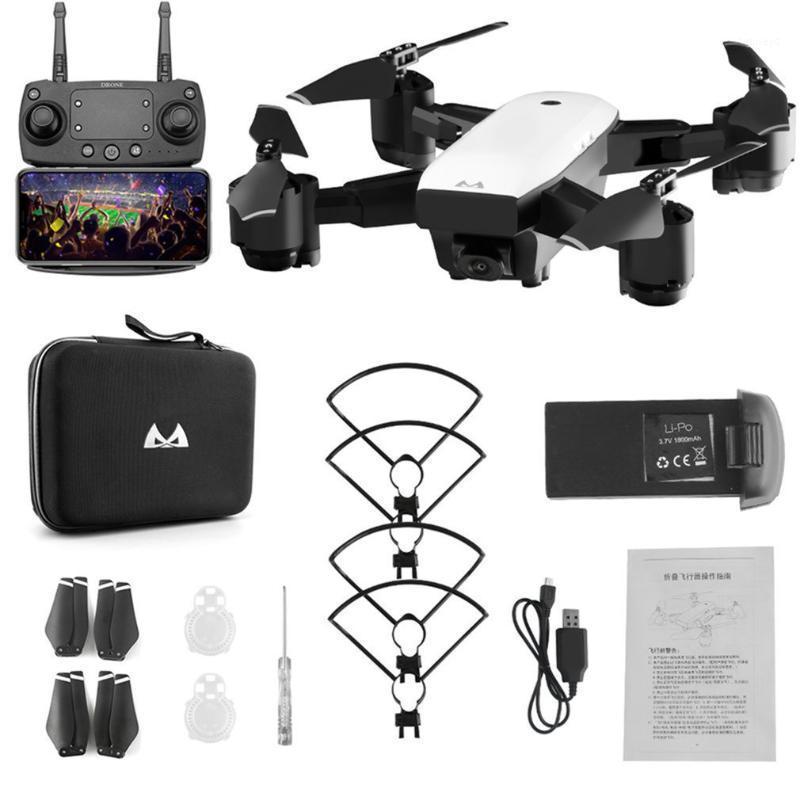 Drohnen SMRC S20 6 Achsen Gyro FPV 720 / 1080p / Weitwinkel Kamera Mini DRONE Tragbare RC Quadrocopter Falthubschrauber Modell1