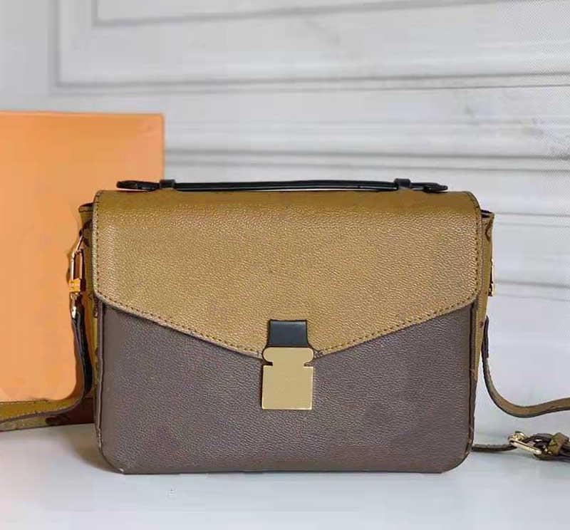 럭셔리 패션 브랜드 디자이너 클래식 지갑 가죽 핸드백 레이디 3A + 고품질 마루 봉투 가방 숄더백 상자 fannypack