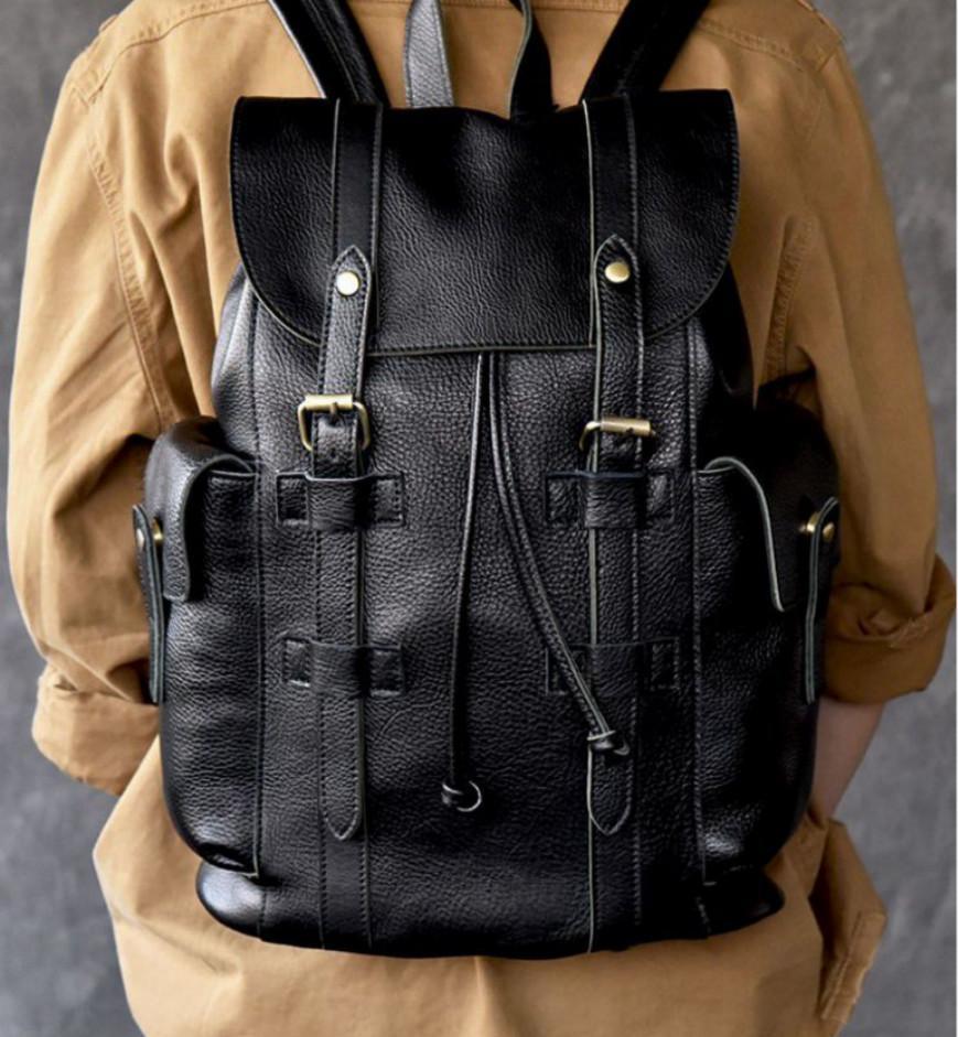 2020 Европа и Соединенные Штаты Новая сумка для путешествий Корейский мода PU кожаная водонепроницаемая внешняя торговля рюкзак женская сумка