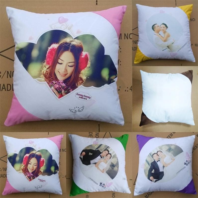Sublimation Blank Pillow Case Thermal Heat Transfer Printing Pillow Case DIY Kids Personalized Pillowcase Diagonal Pillow Covers G11206
