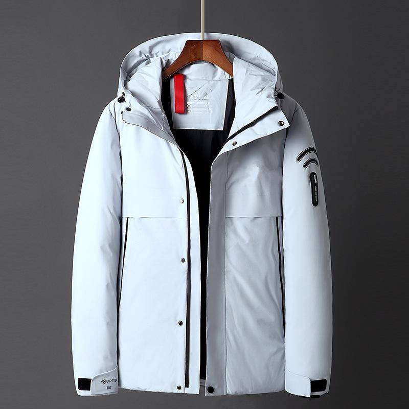 Mens veste Parka Hommes Designers Down Vestes Classic Casual Down Down Veste Manteaux Hommes EXTÉRIEUR SUR LA PLUI VESTE D'HIVER DOUDOUNE HOMME UNISE