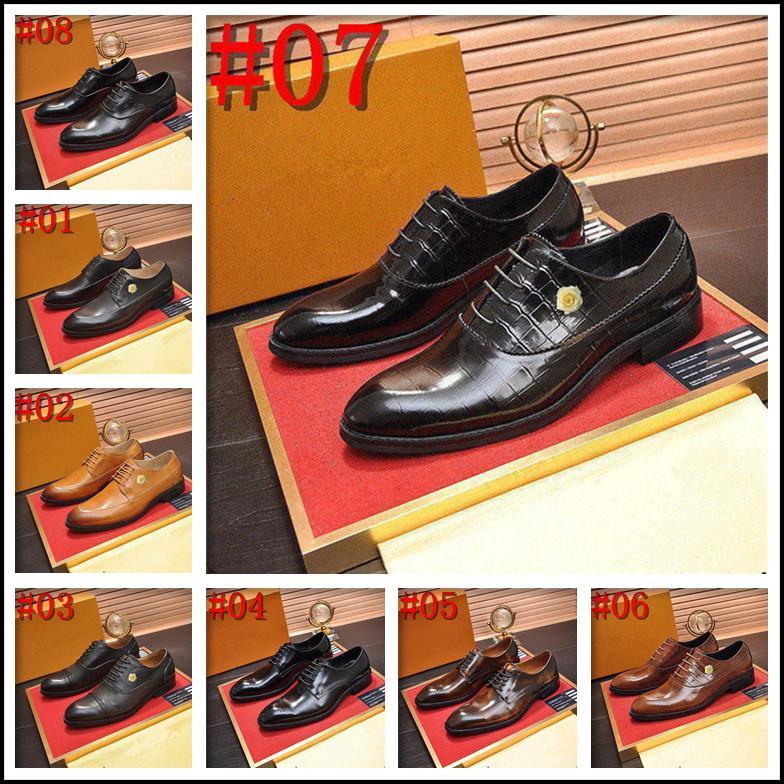 Hommes italien wingtip véritable cuir oxford chaussures pointues orteil-up oxford robe de luxe robe de mariée affaires grilles de plateforme