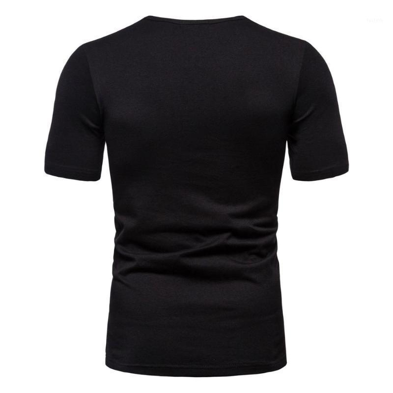 Мужские футболки мужские футболки хлопчатобумажная футболка с шеей мужской с коротким рукавом tshirt1