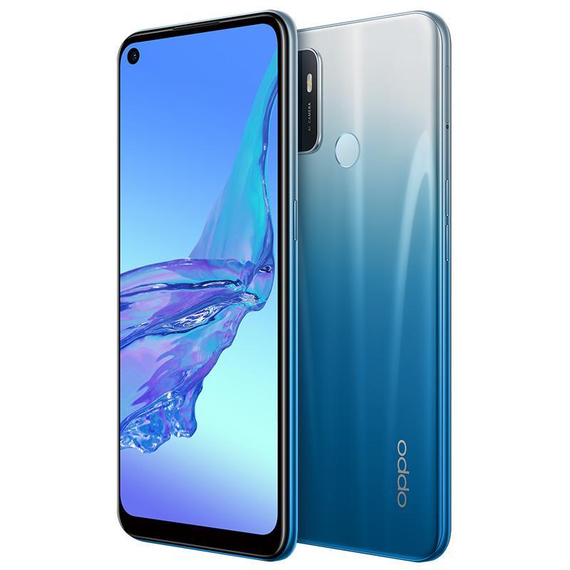 "Original Oppo A32 4G Mobiltelefon 8 GB RAM 128 GB ROM Snapdragon 460 Octa Core Android 6.5 ""LCD 13.0mp 5000mAh Fingerprint ID Smart Handy"