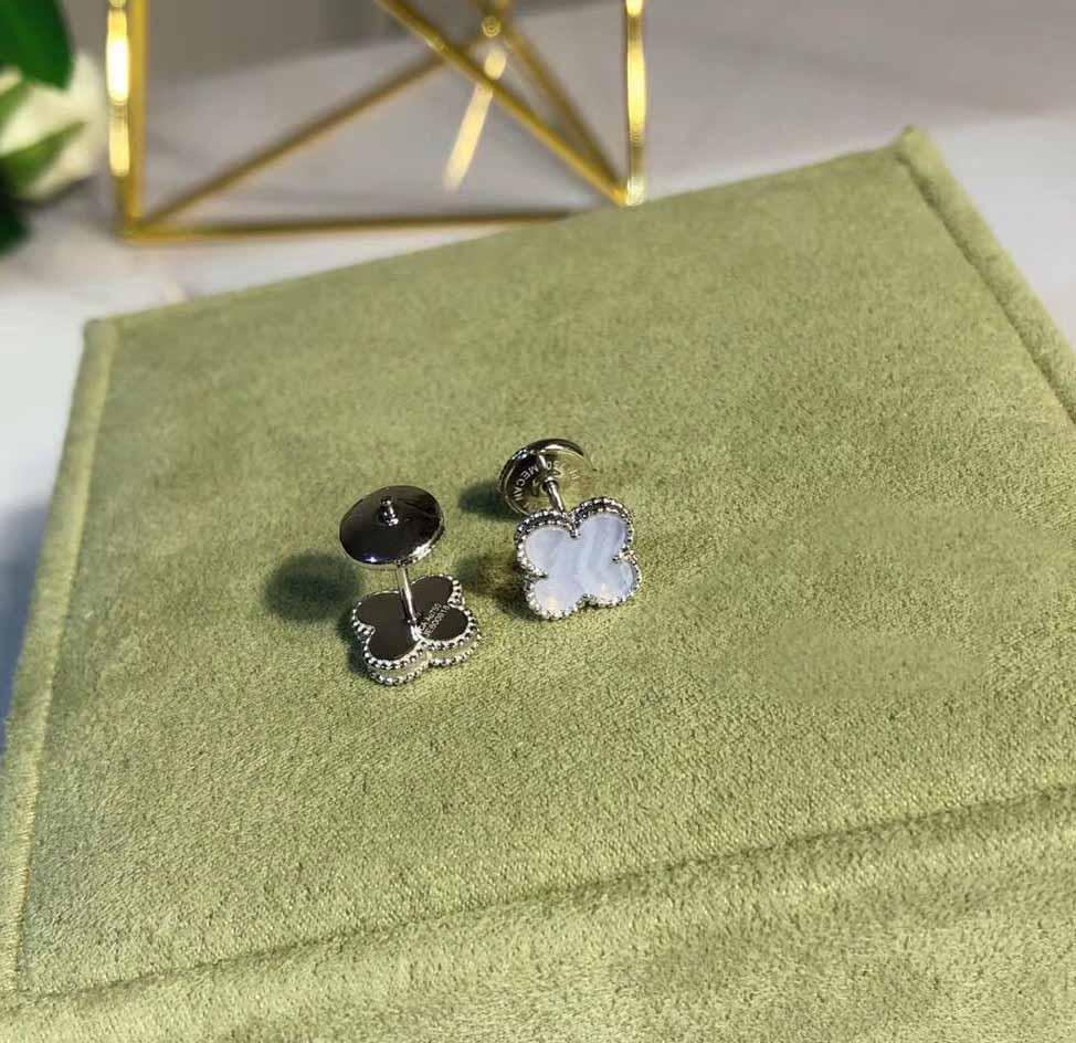 S925 قلادة قلادة من الفضة مع مقطع طبيعة الأرجواني اليشم سوار القرط مسمار للنساء مجوهرات الزفاف هدية مجانية الشحن PS802