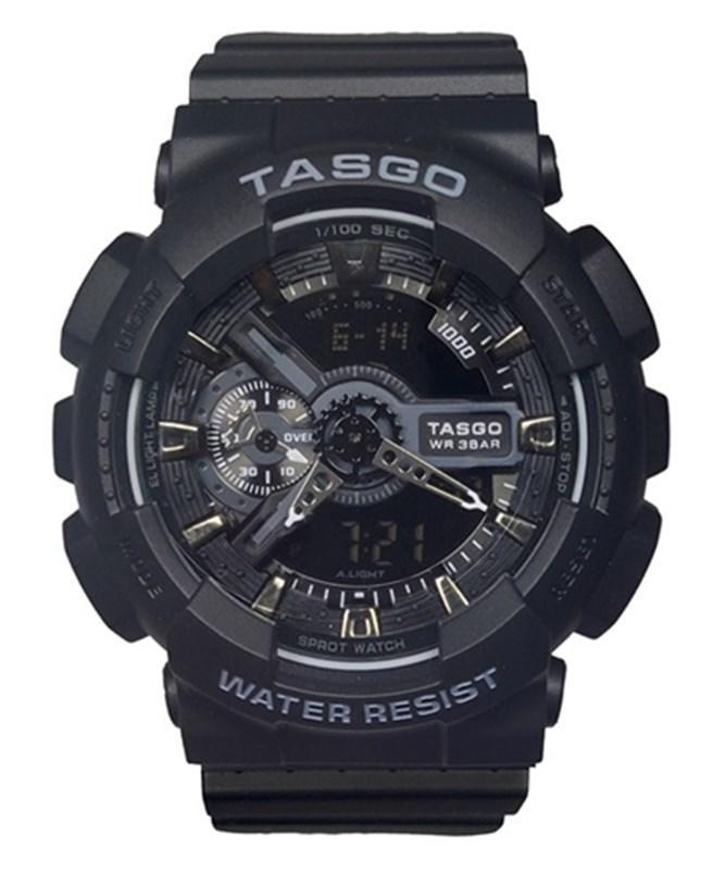 Hot Brand New Relogio 110 GMT мужские спортивные часы, светодиодные секундовые часовые часы цифровые часы, хорошие подарок мужчины мальчик, Dropshipping