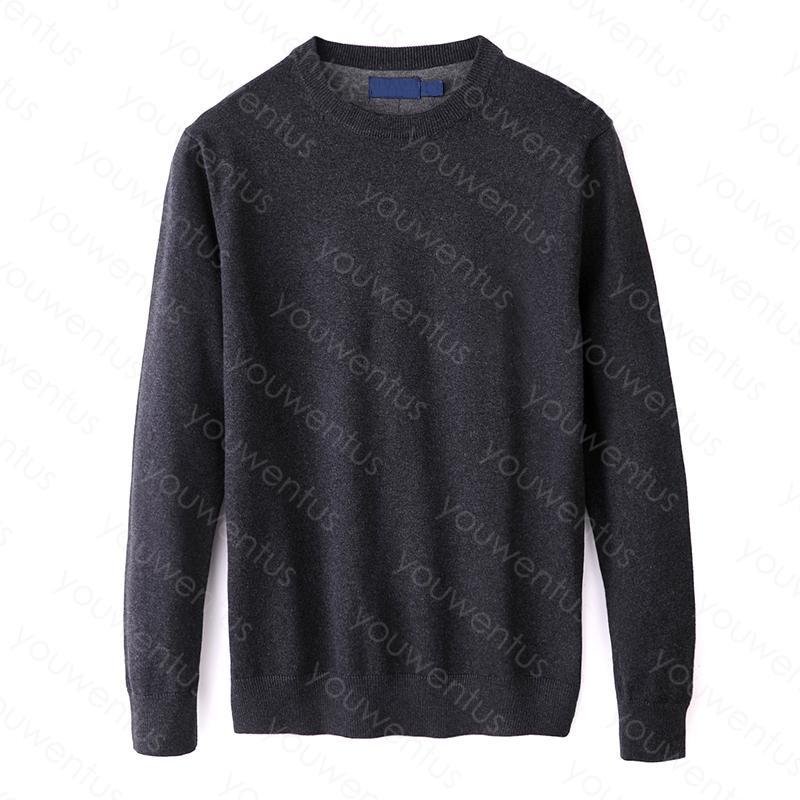 Uomini designer maglioni manica lunga moda top autunno primavera primavera abbigliamento di lusso lettera ricamo pullover maglione maglione cappotto 2iz8