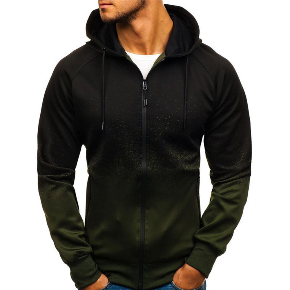 Mens Hoodie Capuz Crewneck Moletom Men Home Man Street Wear Outdoor Impresso Gradiente Hoodies Casual