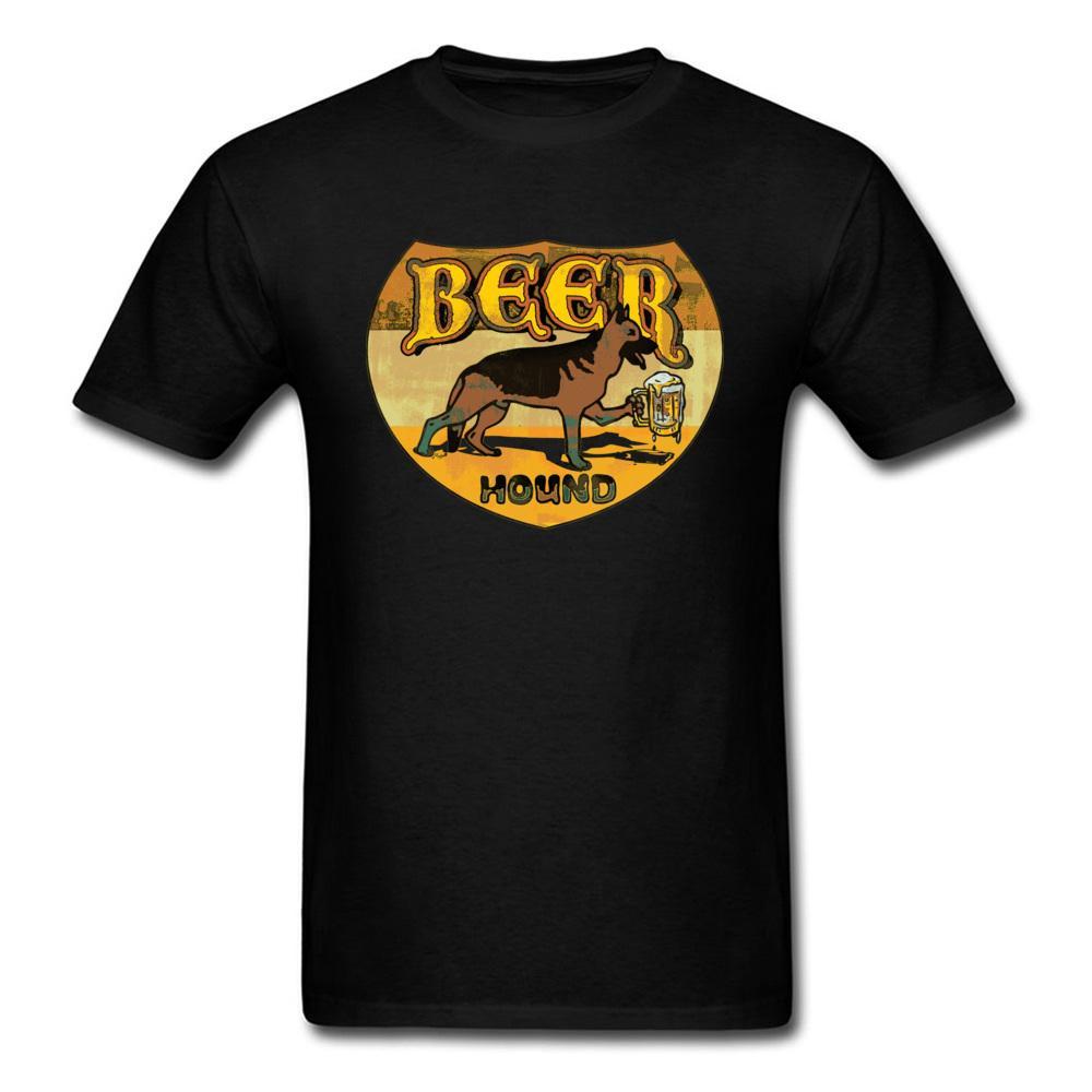 Fiesta de la Cerveza día para los hombres Perro fiesta de la cerveza del impreso los hombres de encargo divertida verano ropa del otoño Camisa con capucha diseñadores de camisetas sudadera