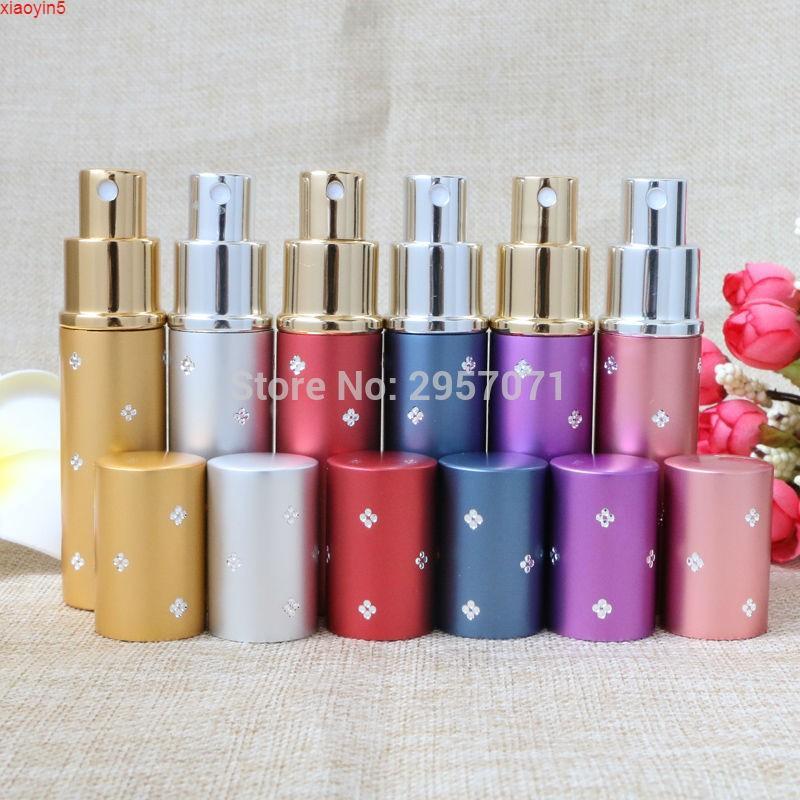 10 мл Parfum Makeup Mini Стеклянные Парфюмерия Бутылка Пустые Косметические Контейнеры Упаковка для путешествий Оптовая 120 шт. DHL Бесплатная доставкаgood Product