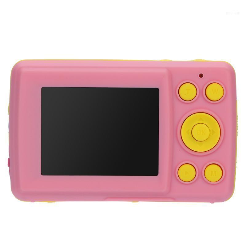 2.4HD-Bildschirm-Digitalkamera 16MP Anti-Shake-Gesichtserkennung Camcorder Leere Punkt und schießen Tragbare niedliche Kinderkameras