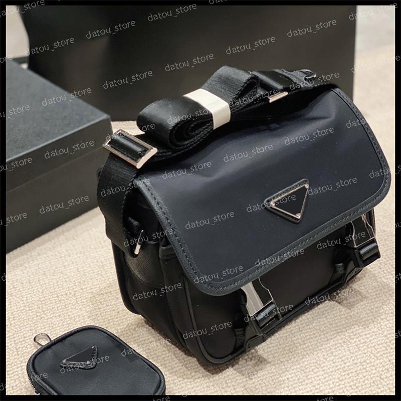 النساء المصممين المصممين أكياس الأزياء رسول حقيبة رجل محفظة النايلون حقيبة حقائب اليد المحافظ أكياس crossbody 2 قطع حقيبة الكتف