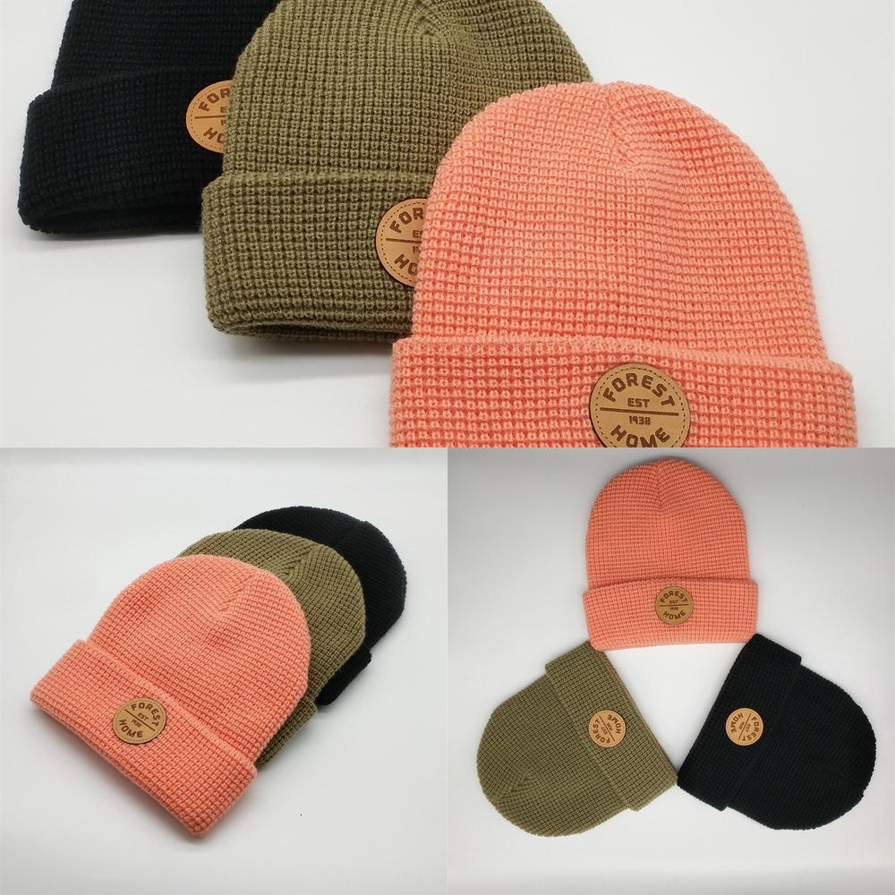 Высокое качество на заказ 100% акрил гладкокрашеные кожа патч зимних черепа трикотажные Beanie Cap шапки для запуска MRBK