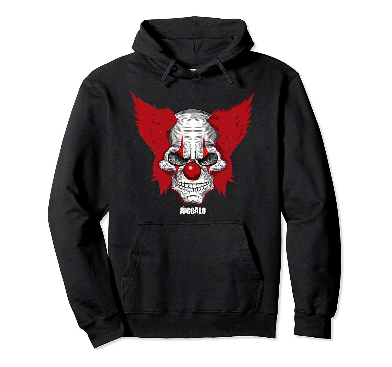 Juggalo Clown Face пуловер Толстовка унисекс Размер S-5XL с Цвет Черный / Серый / Синий / Королевский синий / Dark Heather