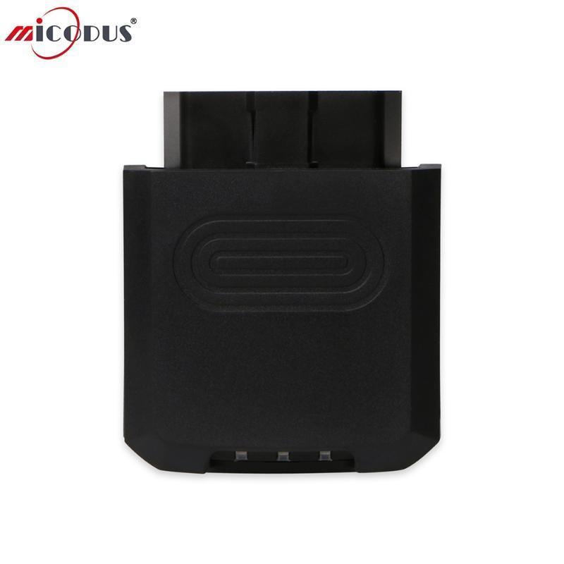 سيارة GPS الملحقات سيارة OBDII تتبع جهاز GV500VC QueClink Tracker Locater داخلي OBD Reader U-Blox الجهد 8V إلى 32V DC