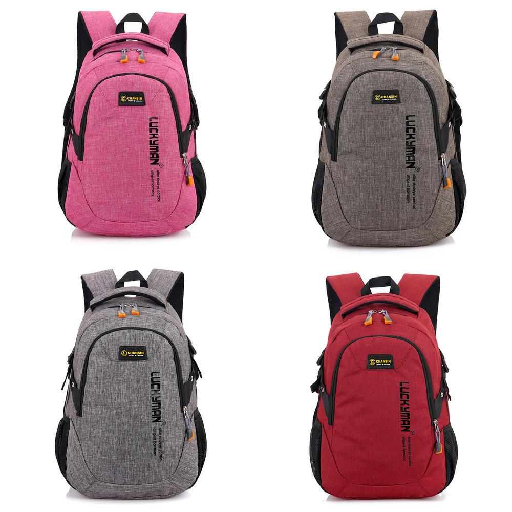 HBP Men's Women Backpack Female School Bag for Teenagers Laptop Backpacks Men Travel Large Capacity Student Bags Q1221
