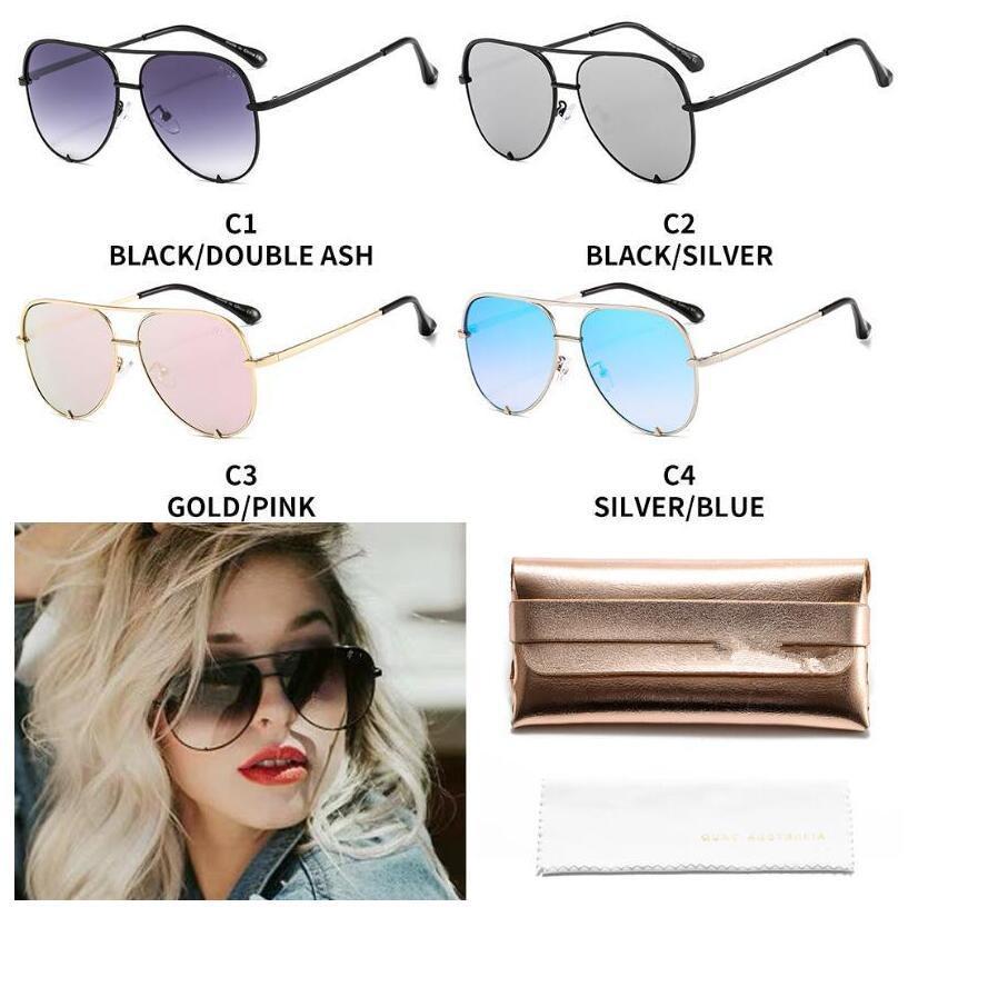 I nuovi occhiali da sole fascio doppie classic per gli occhiali di protezione UV di guida all'aperto