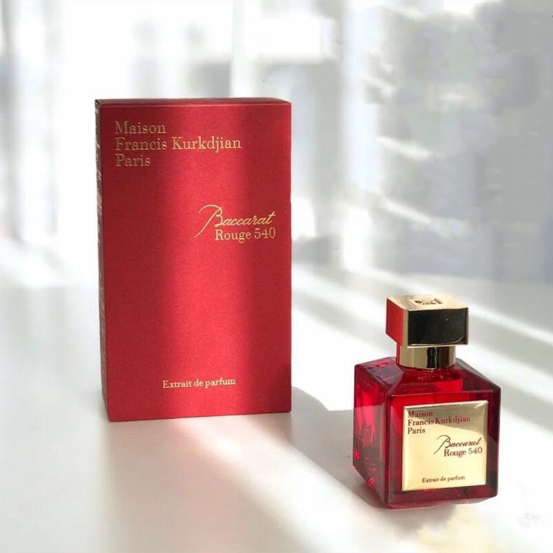 Epack Noble Lady Perfume Wome Perfume de alta calidad Fragancia de larga duración Fresco Francis Francis Marca 540 Perfumo femenino Edp70ml Free Shipp