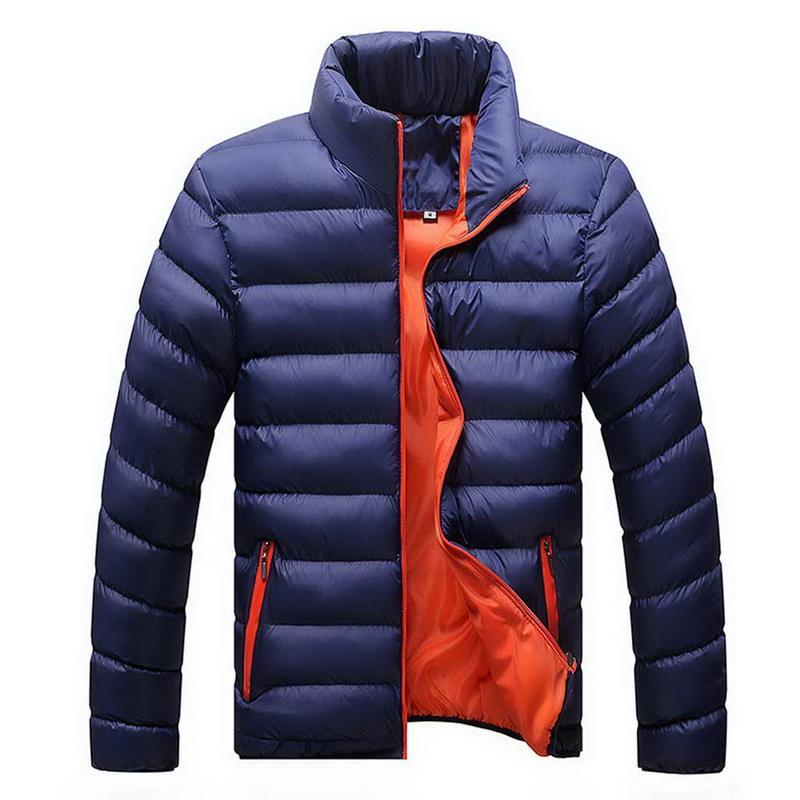 DILIBA Boys Winter Warm Padded Puffer Jacket Coat Thicken Hooded Parka Jacket