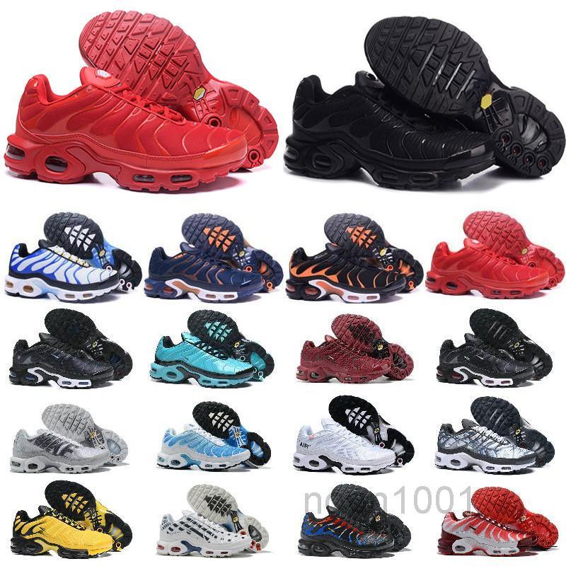TN Plus Zapatos al aire libre para hombres Mujeres Royal Smokey Mauve String Colorways Zapatos Triple Blanco Black Entrenadores Deportes Deporte Zapatillas D5BN