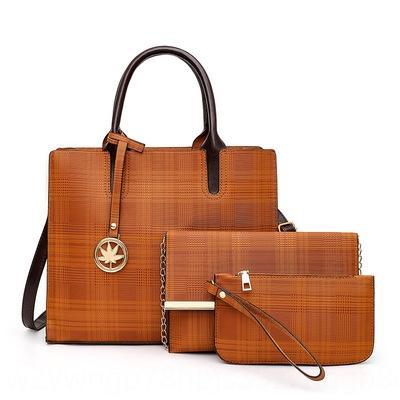 2020 nueva nueva bagbag mensajero de las mujeres bagsummer bagMessenger Bagsimple las mujeres de verano y elegante bolsa de tres piezas para los niños y la madre 6