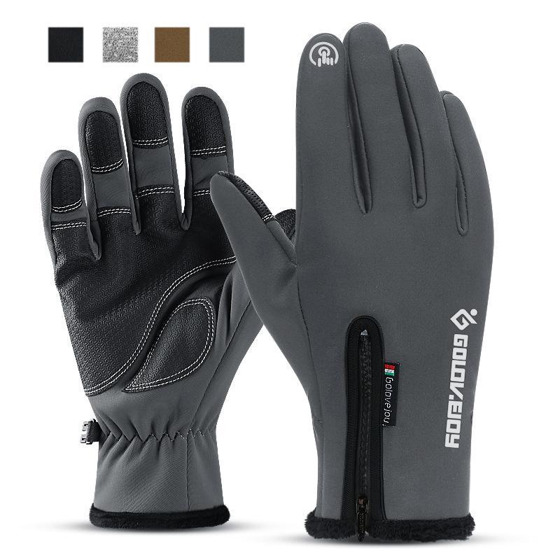 Motorcycle-Gloves Biker Reinforced-Racing-Car Riding Super Men Tactical Gloves Fingerless/Full Finger Touch 2002