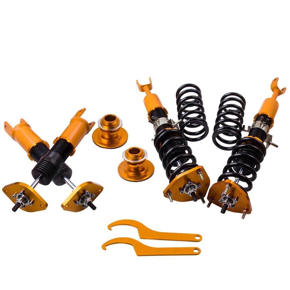 Coilovers kitleri adj. Nissan 350z 2003-2008 için Yükseklik Amortisörleri Struts