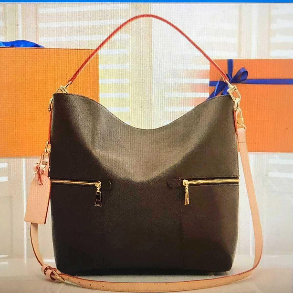 Bags M41544 Große Handtaschen Melie Klassische Mode Totes Leder OIACB Taschen Geldbörse Tasche Designer Einkaufen Abendessen Schulter Frauen Luxurys HXFVs