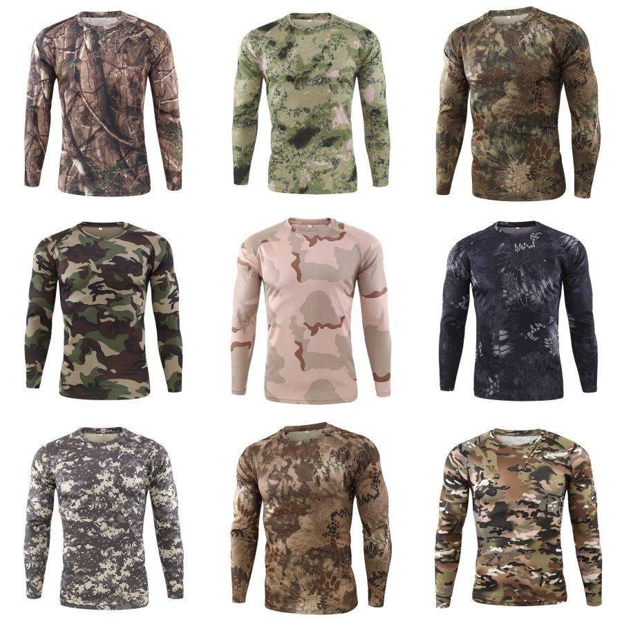 Bandana T-shirts pour hommes imprimé cachemire à manches longues T-shirts de marque T-shirts Chemise de qualité supérieure coton vêtements en gros # 693