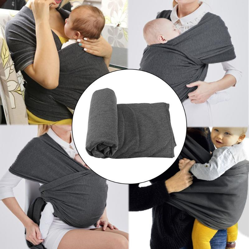 New Hot Baby Sling Wrap Baby back Carrier Ergonomic Infant Strap Port a Wrap cloth Carrying Scarf Accessories for 0-18 Months