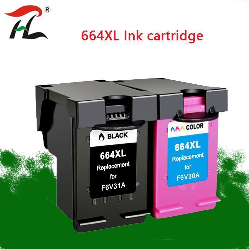 Reemplazo para 664xl 664 Cartucho de tinta para DeskJet 1115 2135 3635 2138 3636 3638 4535 4536 4538 4675 4676 4678 impresora1