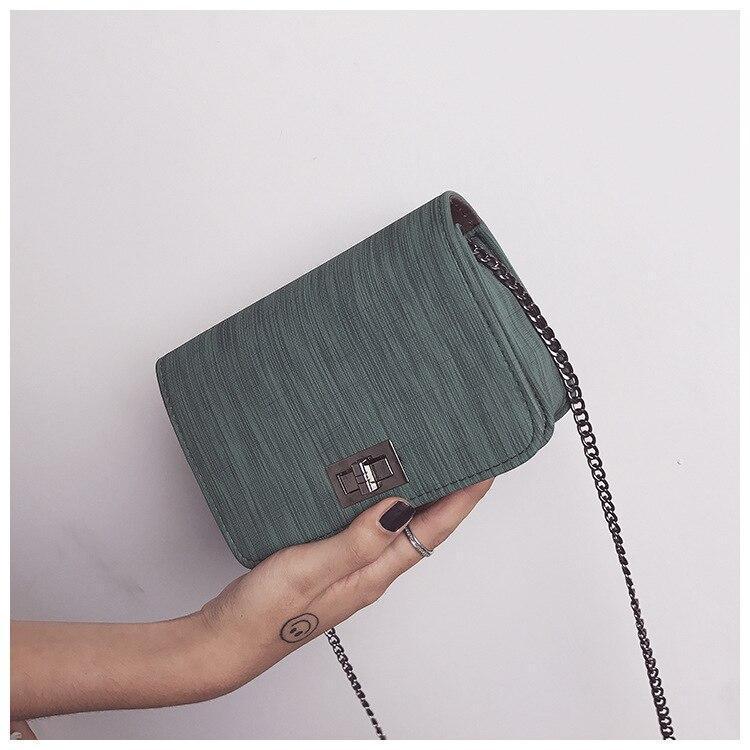 La fibbia quadrata della borsa a tracolla alla moda e del cross-body per le donne un alto con borse di lusso di lusso di lusso di lusso di lusso di alta qualità
