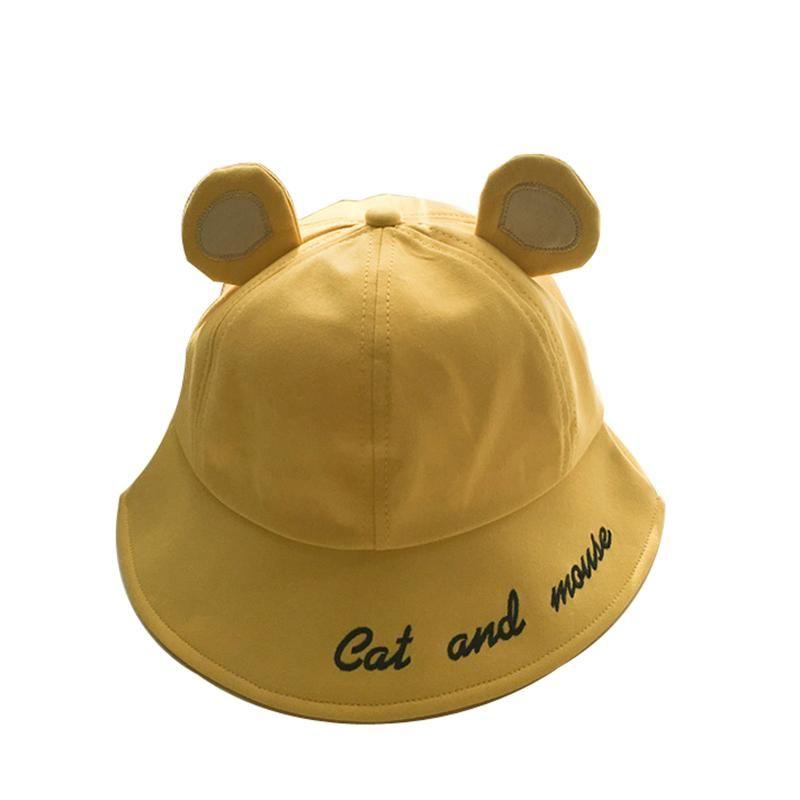 Nuovo cappello da pesca di cotone Donne da donna donna hip hop cap coppia amore secchio cappelli sole piatto top pescatore cappelli cappelli tappi boonie regalo # 4