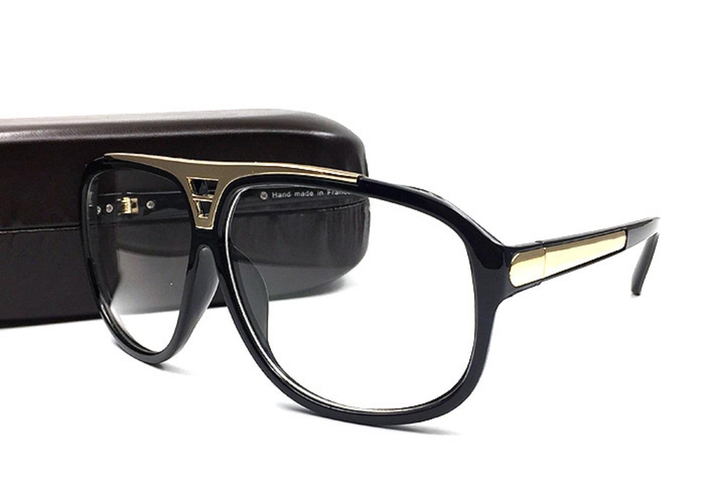 Новые моды Винтажные доказательства Солнцезащитные очки Горячая популярный стиль Eyeglasses для мужчин Женские летние стиль UV400 оттенки Lunettes de Soleil с коробкой