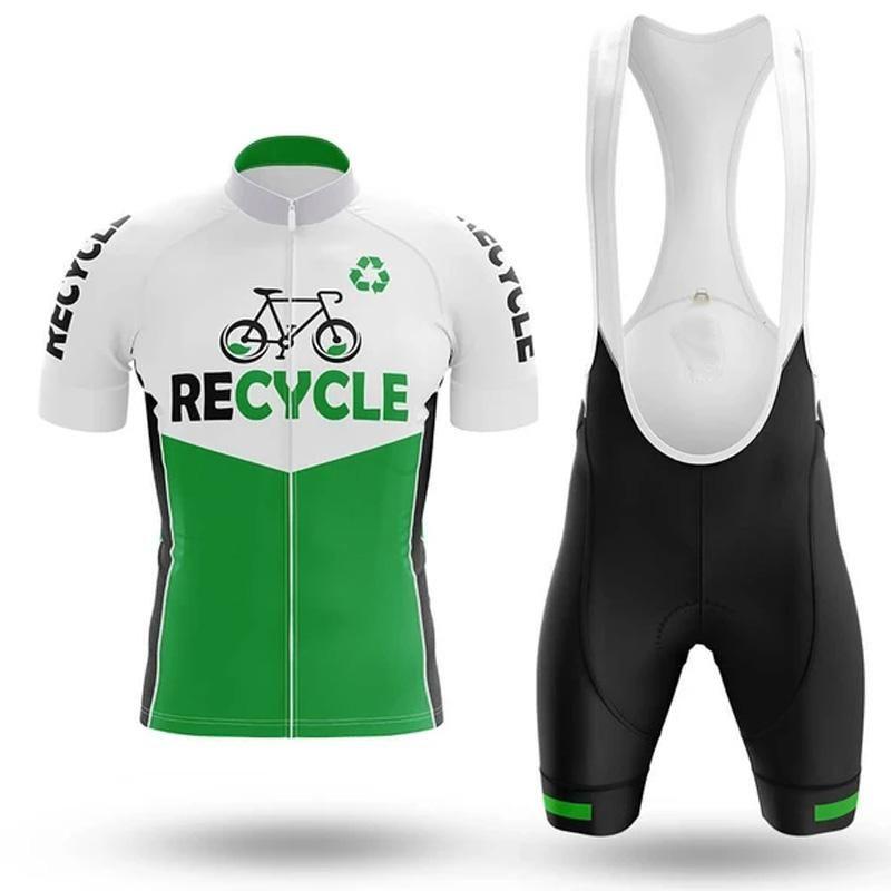 SPTGRVO LairschDan 2020 ciclismo verde roupas de estilo conjunto jersey mulheres bicicleta fietsshirt dames homens mtb terno bicicleta