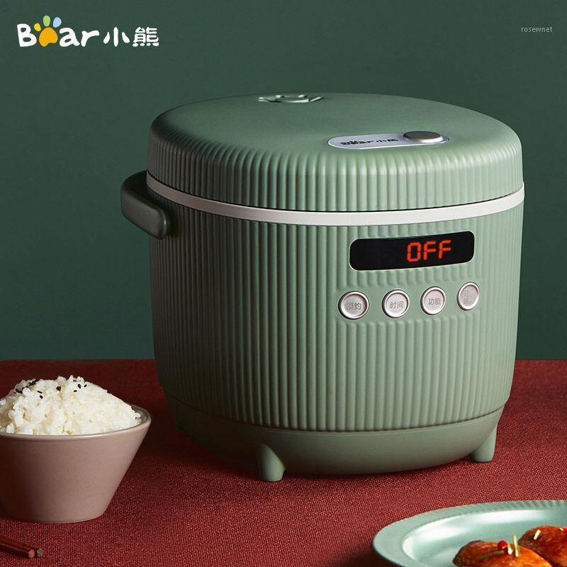 220V 3L Cocina de arroz eléctrica AUTOMÁTICA MULTI COOPADOR 600W MINI PUERTE DE COCINA PORTABLE CON RESERVA EU / AU / UK / US Plug1