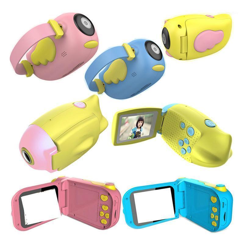 """كاميرات الفيديو 8MP الأطفال كاميرا فيديو Full HD 1080P الرقمية الاطفال كاميرا فيديو لعبة po مسجل DV مع 2.0 """"شاشة TFT هدية للأطفال 1"""