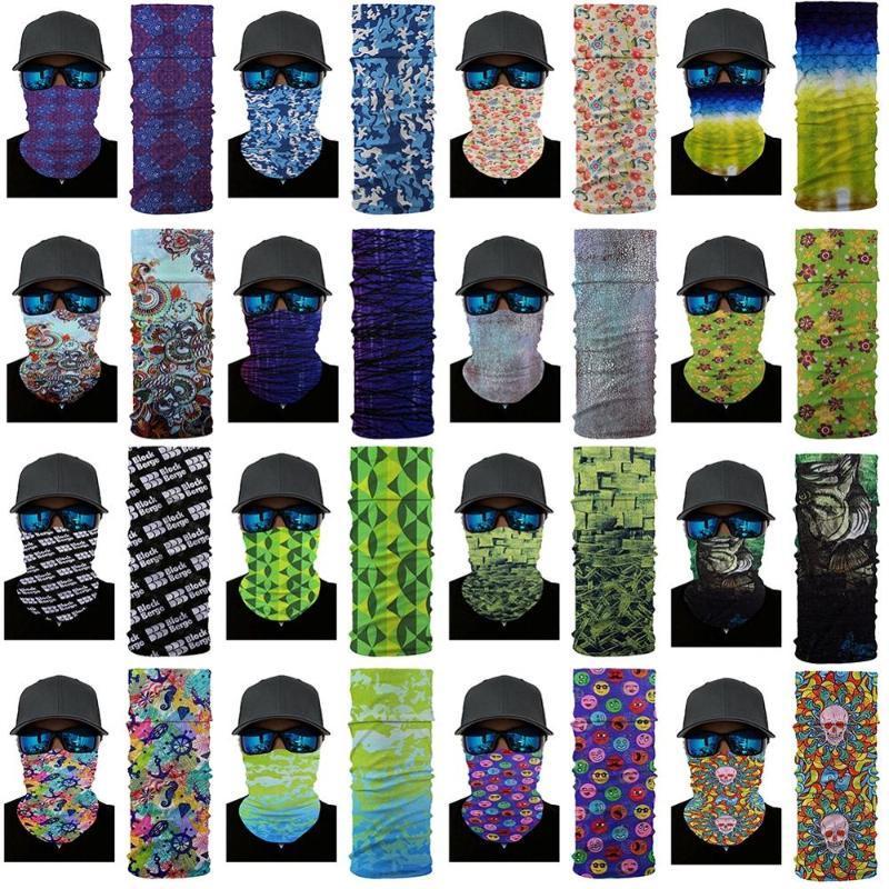 Новый пылезащитного шарф Голова лицо шея Защита велосипед гетры Спортивных ремни запястье ремни оголовье лыжа