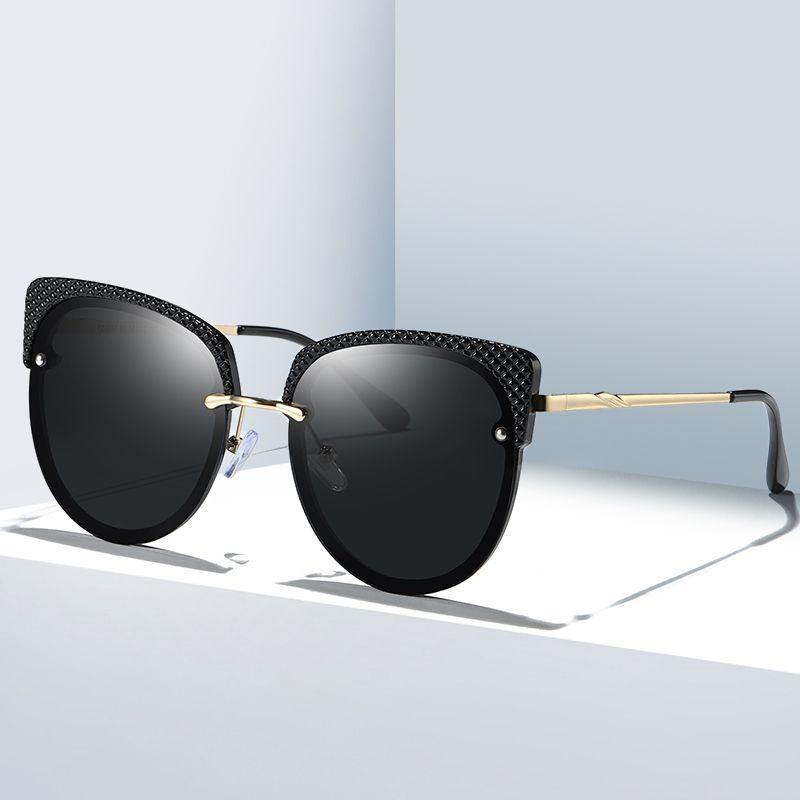 Designer Designer Eyewear Polarizzato Maschio Classico Uomo Retro Occhiali da sole Occhiali da sole Occhiali da sole Cornice Accessori per uomo UV400 Eyewear PMHMN