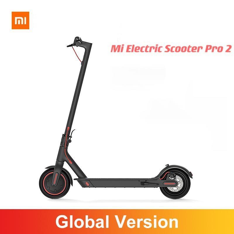 New Xiaomi Mijia Electric Scooter Pro 2 Wheels 45KM Skateboard Hoverboard Smart foldable Mi Folding Skateboard KickScooter