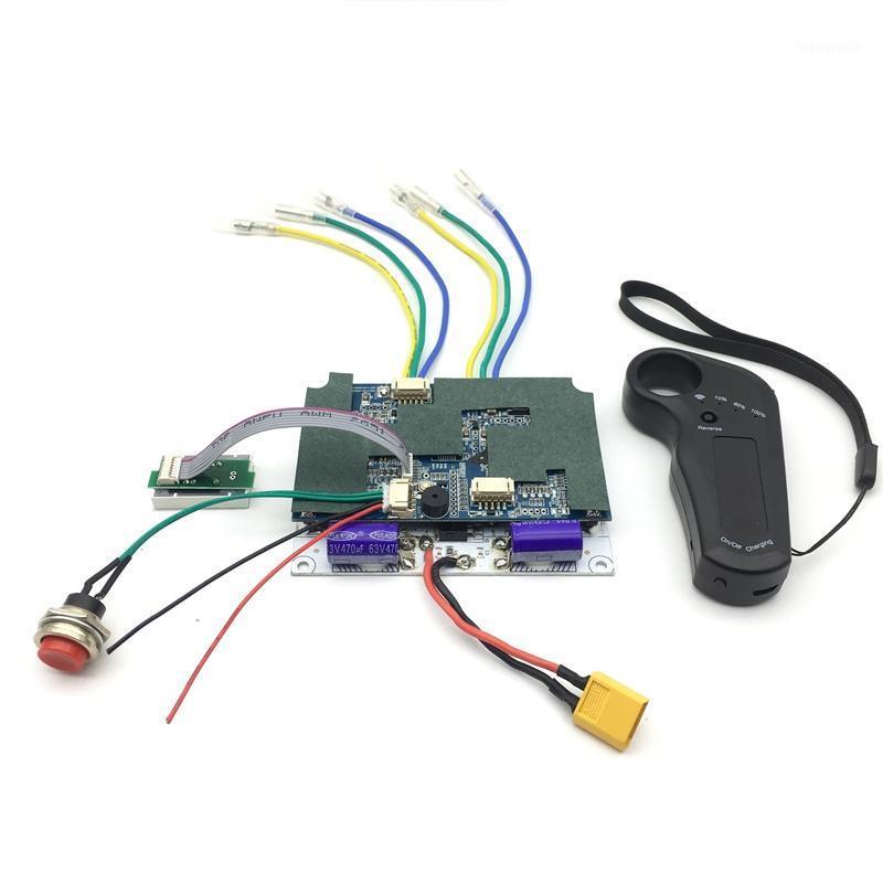 24V ремень двойной двигатель обыкновенный электрический дистанционный контроль контроллера контроллера скутера положительный xuanbo двойной привод ремня мотор управляющий плакат1