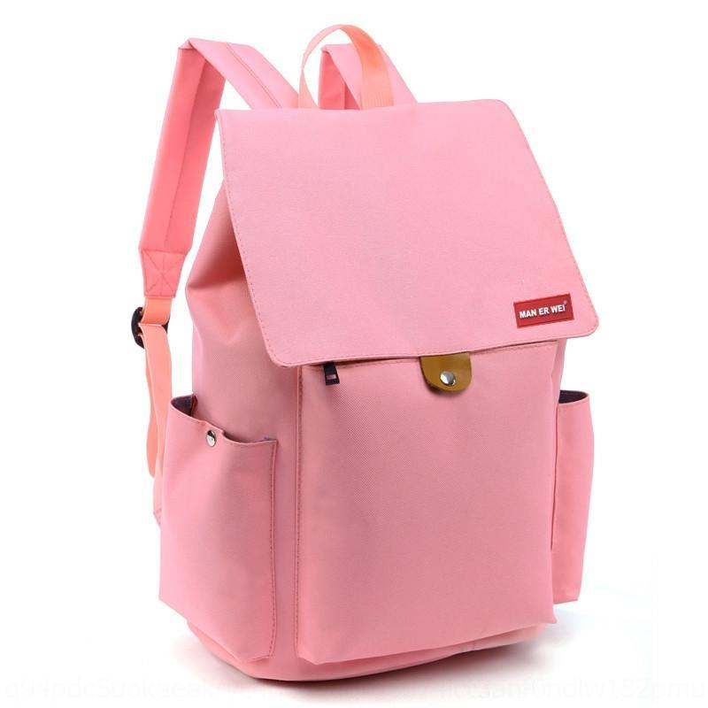 mochila impermeable mochila del ocio del estudiante mochila de viaje generación de las mujeres 2019 nuevas mujeres coreanas bolsa dFtoq