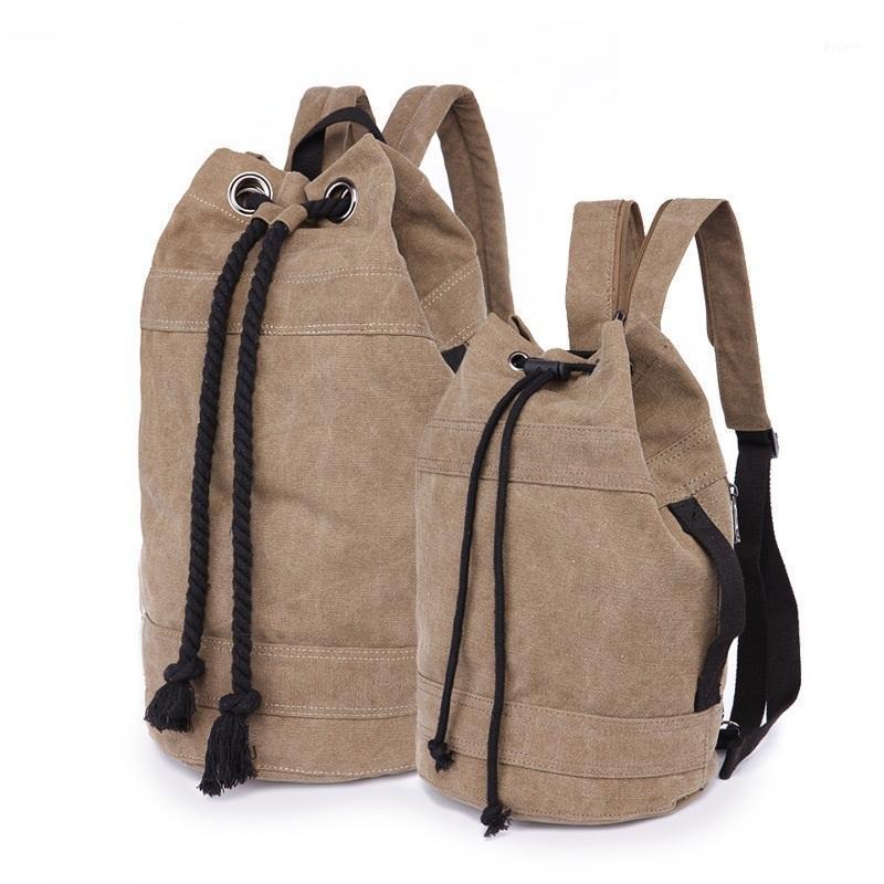 DB99 Hot Vintage Classic Canvas Bagpack Mochilas Mochilas Mujeres Viajes Big Bag Bag Pack Parejas Paquete RUCKSCK1