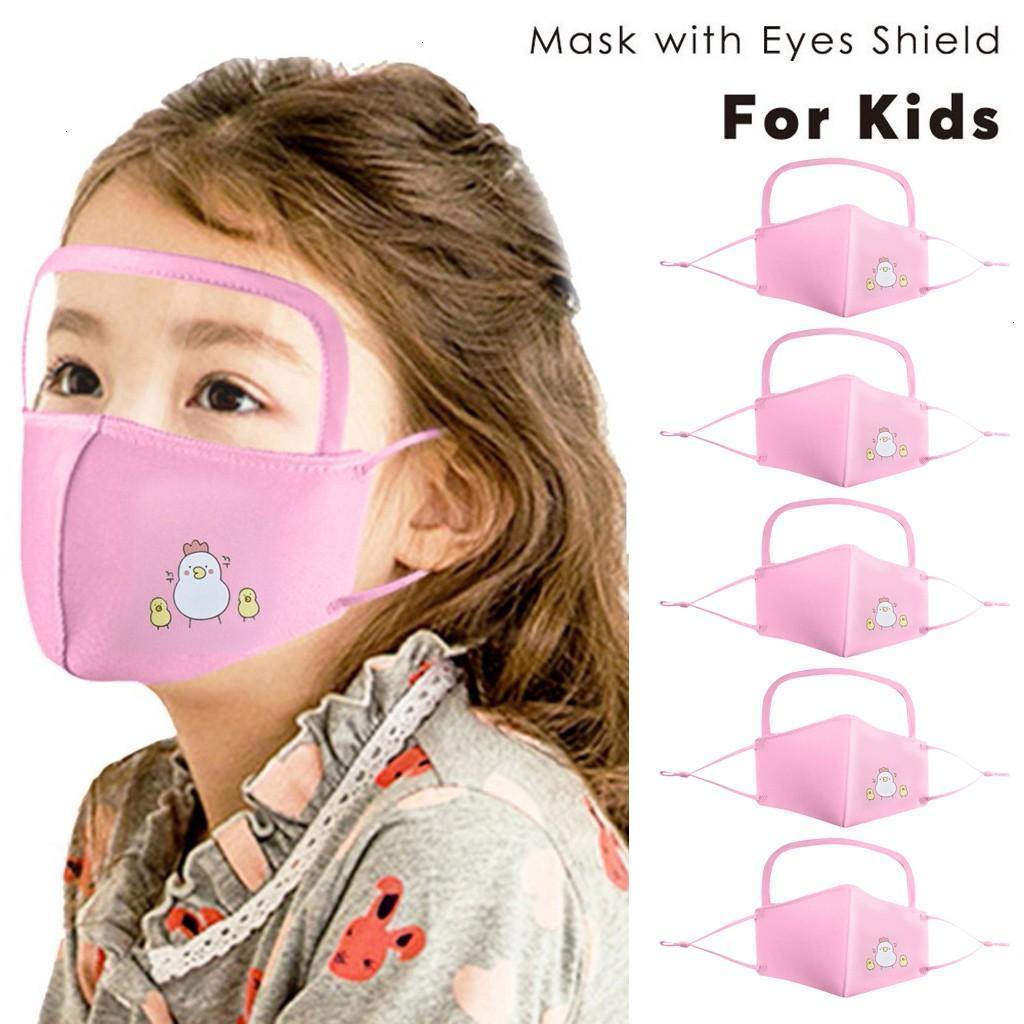 Yeniden kullanılabilir Açık Haze Karşıtı Yıkanabilir 3adet Ağız Hafif Çocuk Kumaşın 5adet Toz Shield Yüz Xwwxg Yh_pack Maske