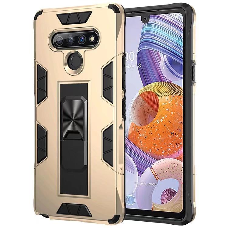 Anti-fall Phone Case For Motorala Moto G 5G Plus Fast Power Stylus E7 Military Armor Shell Caver For LG Harmony 4 K51 Stylo 6 5 Aristo 5