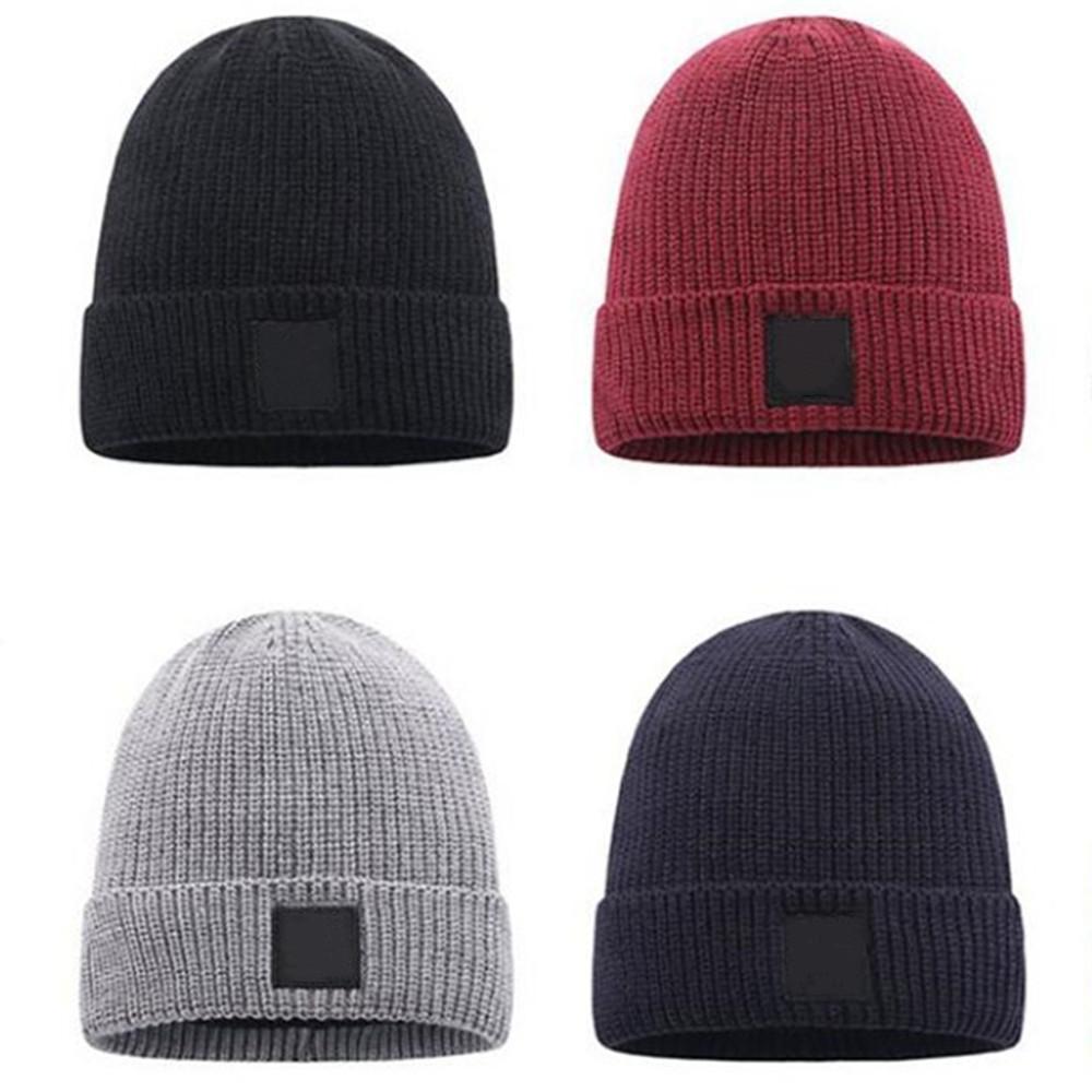 Vente chaude à l'extérieur de la mode unisexe hiver tricoté chapeau homme haranie tricoter chaude bonnet de sport chapeaux femmes chapeaux tricoter hip hip hop crâne crâne